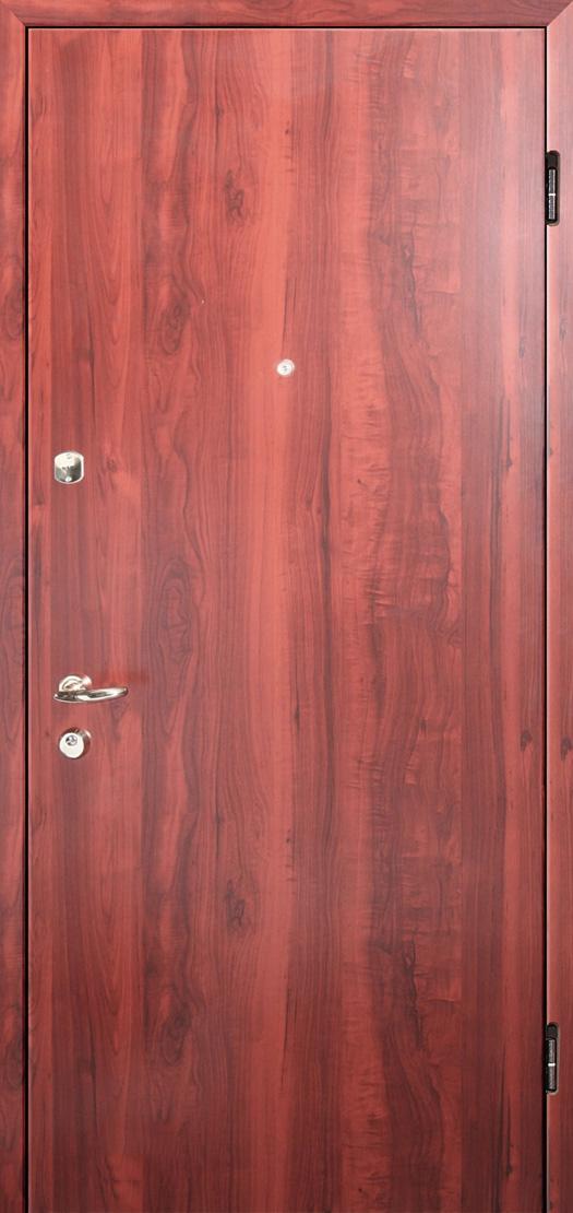 двери стальные ламинат