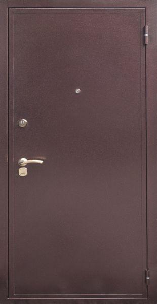 металлический двери с порошковом напылением